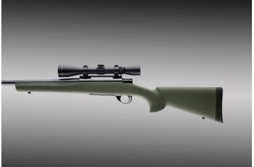 Hogue Howa 1500weatherby S A Standard Barrel Pillarbed Stock Od Green 15200