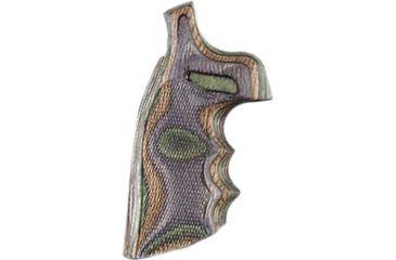 Hogue Lamo Camo Checkered Grip - Redhawk - 86401