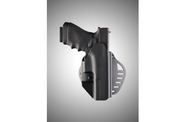 Hogue Powerspeed PS-C10 Glock 20 Conceal Carry Right Hand Holster Black 52020