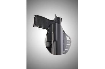 Hogue Powerspeed PS-C12 S&W M&P 9MM, 40S&W, 357SIG Conceal Carry Right Hand Holster Black 52074