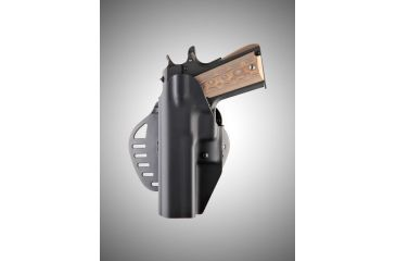Hogue Powerspeed PS-C8 Govt. Colt 1911 Conceal Carry Left Hand Holster Black 52145