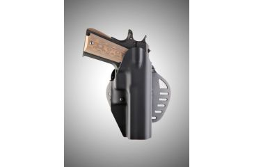 Hogue Powerspeed PS-C8 Govt. Colt 1911 Conceal Carry Right Hand Holster Black 52045