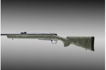Hogue Remington 700 Bdl L A Heavyvarmint Barrel Pillarbed Stock Ghillie Green 70811