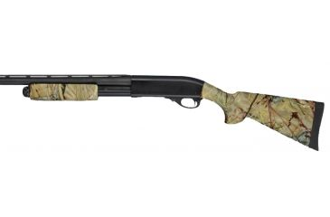 1-Hogue Remington 870 OverMolded Shotgun Stock kit with forend Wetlands 08512