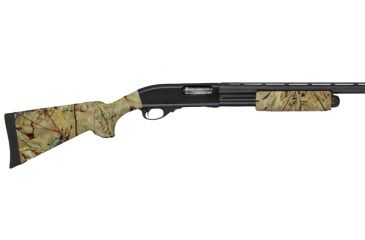 2-Hogue Remington 870 OverMolded Shotgun Stock kit with forend Wetlands 08512