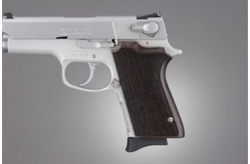 Hogue S&W 3913 series Rosewood Checkered 13911