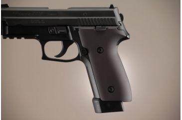 Hogue SIG Sauer P228 - P229 DAK Aluminum - Matte Black Anodized 28140