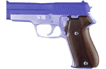 Hogue SIG Sauer P220 Rosewood American Model Grip, 20910