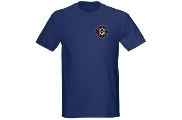Hogue T-Shirt X-Large - Blue 00365 Front