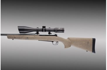 Hogue Win M 70 Short Action Featherweight Barrel Pillarbed Stock Ghillie Tan 07900
