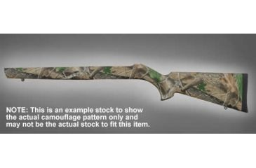 Hogue Win. M. 70 Short Action Featherweight Barrel Pillarbed stock Hardwoods 07400