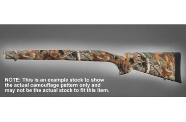 Hogue Howa 1500/Weatherby L.A. Standard Barrel PillarBed Stock Timber 15501