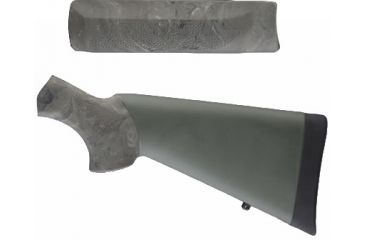 Hogue Winchester 1300 Overmolded Shotgun Stock Kit with forend Ghillie Green 03812