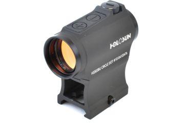 3-Holosun HS503BU Micro Red Dot Sight