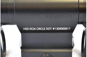 3-Holosun Military Grade Micro HS515CM