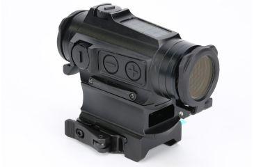 1-Holosun Military Grade Micro HS515CM