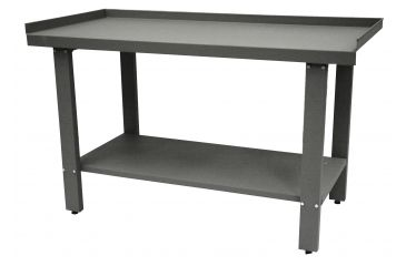 Homak 59in Industrial Workbench, Gray GW00550150