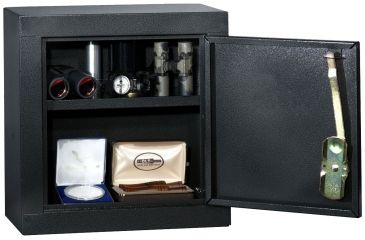 Homak Add on Security Cabinet - open (contents not included)