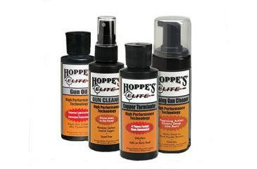 Hoppe's 9 Hoppes Elite Gun Maintainence Kit E4CCFO