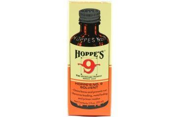 Hoppe's 9 Synthetic Blend 2 oz,Gun Bore Cleaner, Bottle 902G