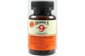 Hoppe's 9 Synthetic Blend 4 oz,Gun Bore Cleaner, Clam 904BG