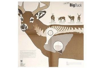 Hoppes Big Buck Target CT6