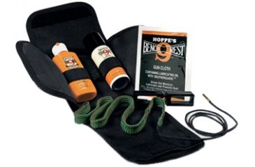 Hoppes BoreSnake Gun Cleaning Kit, .357-.38, 9mm cal. Pistols