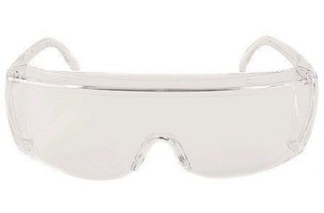 Hoppes Comfort Fit Safety Clear Glasses 3055