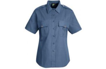 Horace Small Deputy Deluxe Shirt, French Blue, SSL HS1274SSL
