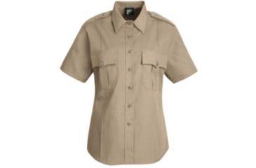 Horace Small Deputy Deluxe Shirt, Silver Tan, SSL HS1277SSL