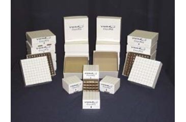 Horizon CryoPro Storage Boxes and Dividers 04A3-25 Fiberboard Dividers 25-Cell