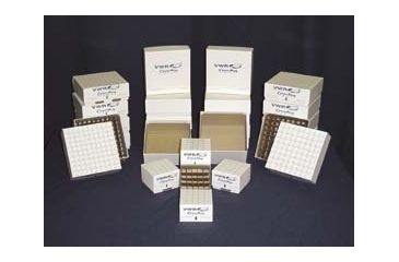 Horizon CryoPro Storage Boxes and Dividers PK-A3-16 Fiberboard Dividers 16-Cell