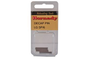 Hornady Decapping Pin Six Pack Large 060008
