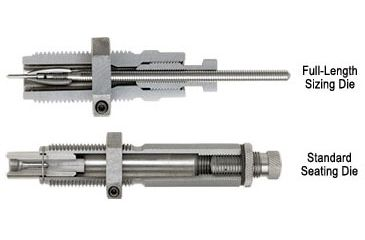 Hornady 2 Die Set for 8mm/06 .323 546380