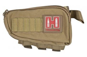 Hornady Gun Cheek Piece Tan LH 099109