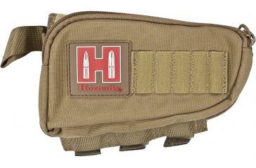 4-Hornady Gun Cheek Piece