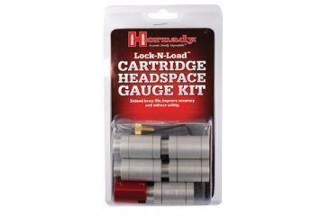 Hornady Lock-N-Load Headspace Gauge With Five Bushings HK66