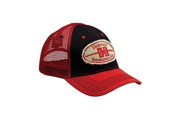 Hornady Vintage Red/Black Cap, Red/Black 99226