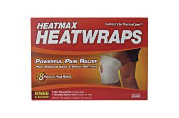 Hot Hands Heatmax Knee Wrap 2 Ct HMKEE2CT