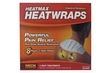 Hot Hands Heatmax Neck/shoulder Wrap 3ct HMN/S3CT