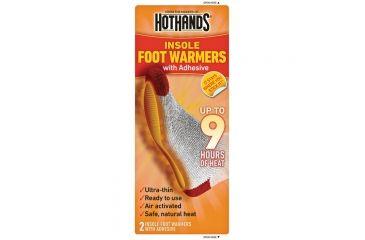 Hot Hands Toasti Toes W/ Adhesive TT240