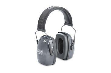 Howard Leight Leightning L2 - Headband Earmuffs, NRR 27, Canada Class B L