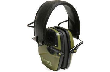 Howard Leight Impact Sport Electronic Noise Amplification Earmuffs R-01526