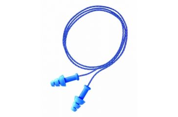 Howard Leight SmartFit Blue Multiple-Use Earplug SMF-30BU