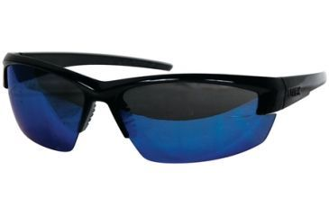 Howard Leight Uvex Mercury Eyewear Black Frame Blue Lens
