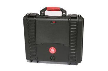 HPRC Waterproof Black Plastic 2580 Hard Case