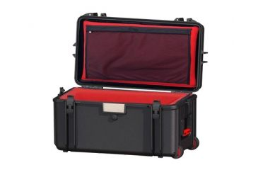 HPRC Wheeled 4300W Hard Case w/Divider Kit HPRC4300WDK