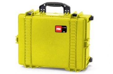 HPRC Wheeled Hard 2600W Case Empty HPRC2600WEYel