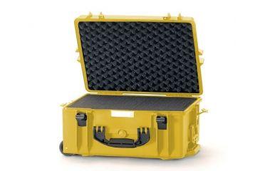 HPRC Wheeled Hard 2600W Case w/ Foam HPRC2600WFYel