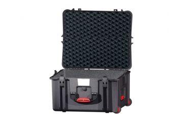 HPRC Wheeled Hard Case w/ Foam 2730W HPRC2730WFBlack